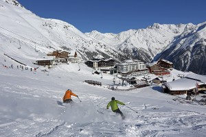 Winterurlaub in Hochsölden