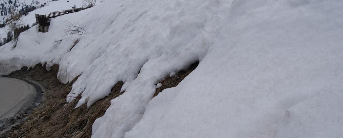 Verschneites Hochsölden