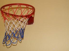 Basketballkorb im Hotel Alpenfriede