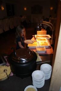 Unser Kinderbuffet für die Kleinen