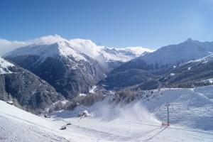 Skifahren in Hochsölden