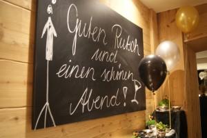 Silvester im Hotel Alpenfriede