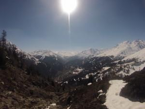 Urlaub im März im Hotel Alpenfriede