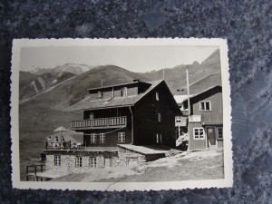 Grundstein Alpenfriede