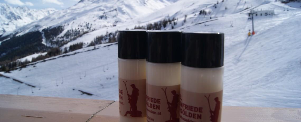 Alpenfriede- Handcreme