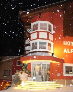 Winterurlaib im Hotel Alpenfriede