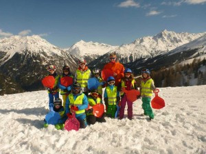 Kinderprogramm in Hochsölden