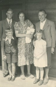 Die Familie Lengler zur damaligen Zeit