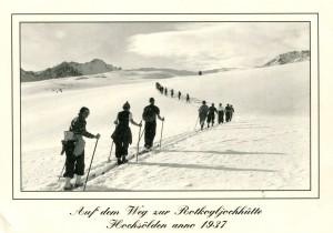 Die gute alte Postkarte