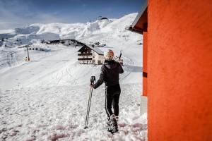 Skikeller Hotel Alpenfriede