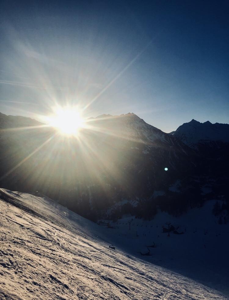 Skigebiet Sölden Hochsölden