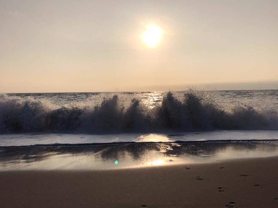 Meeresrauschen auf Sylt